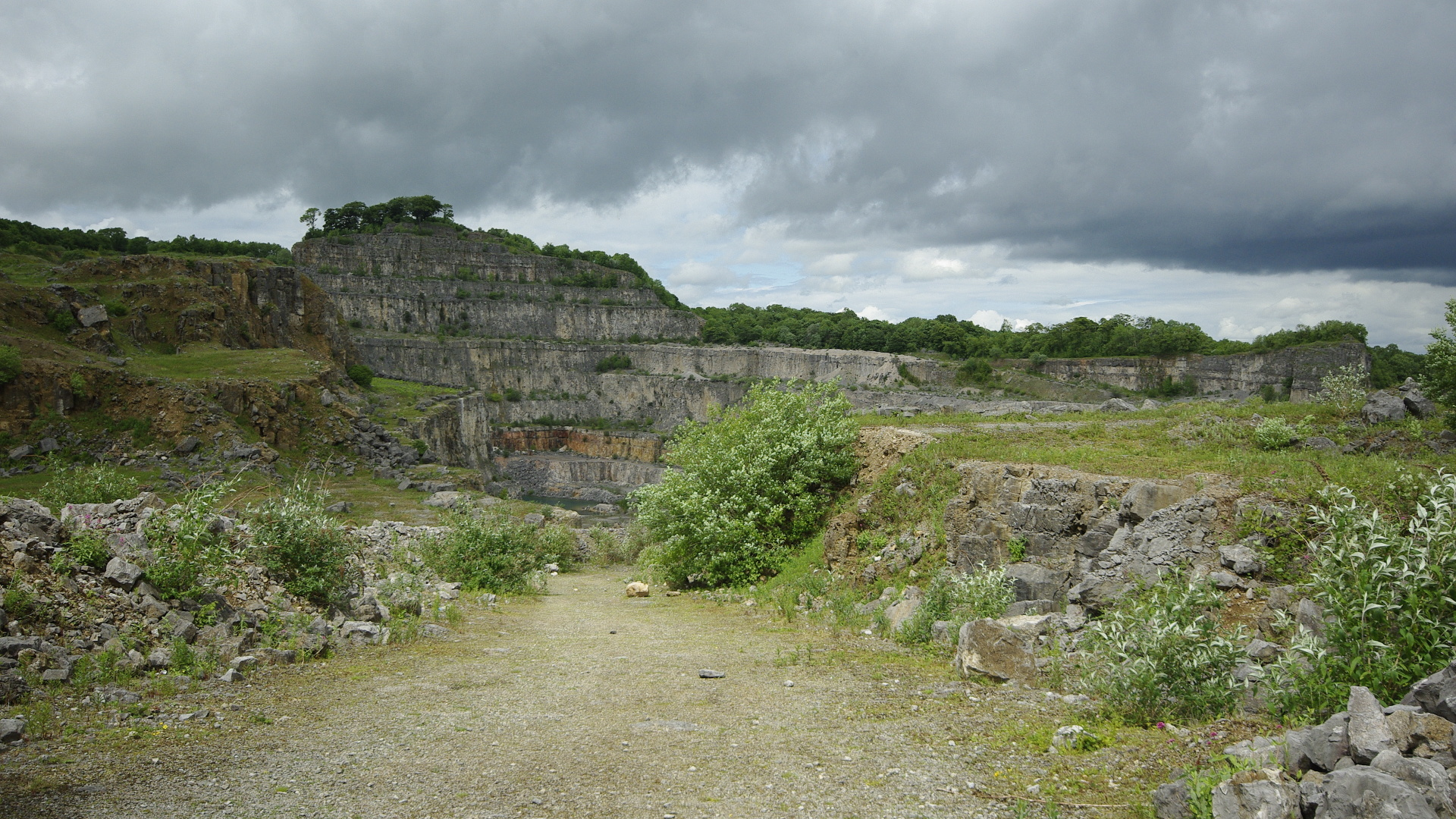 Old Lime Workings