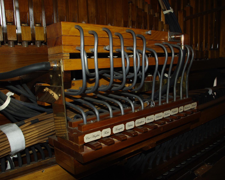 Inside a Gavioli Organ