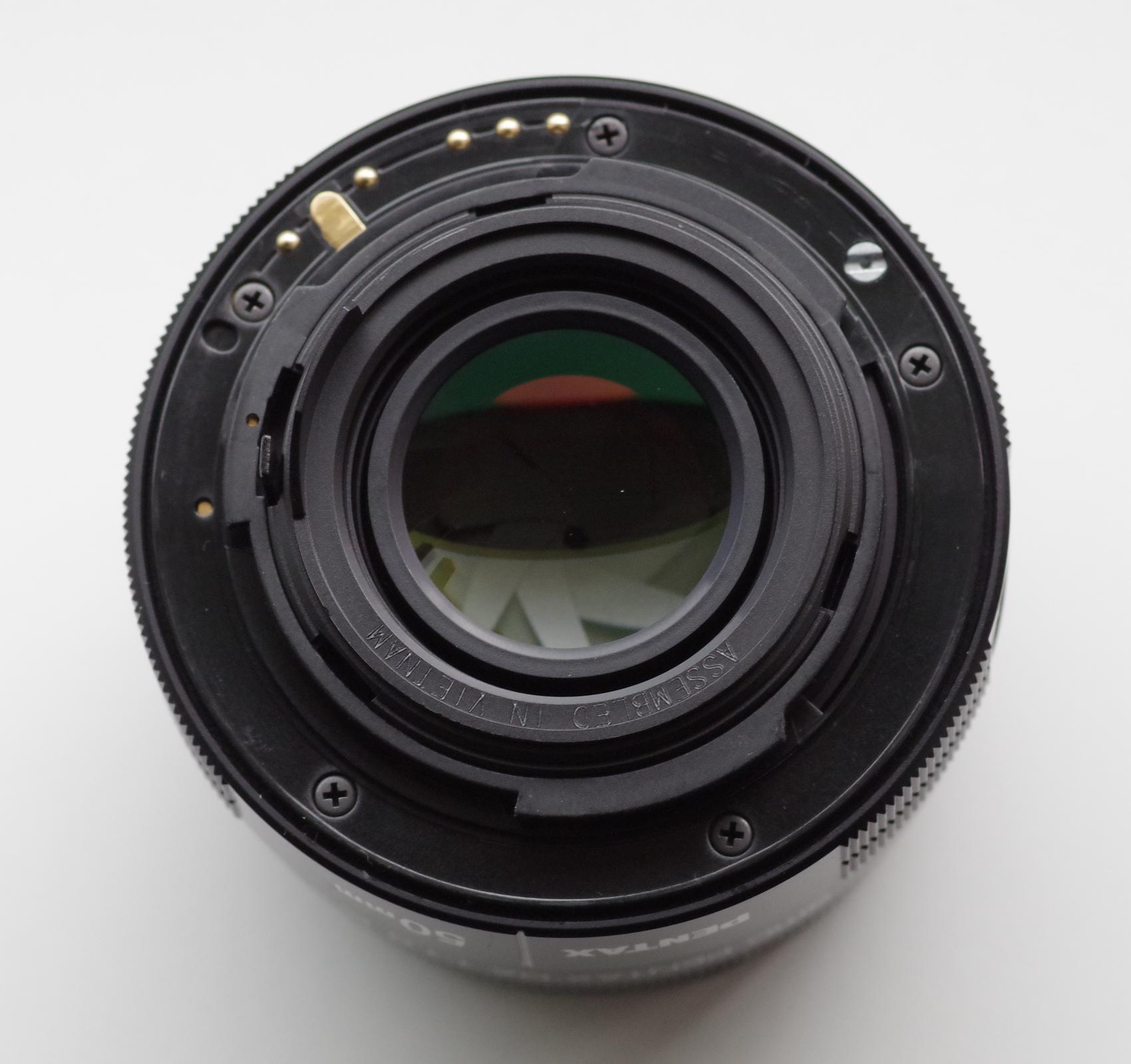 Back of Lens