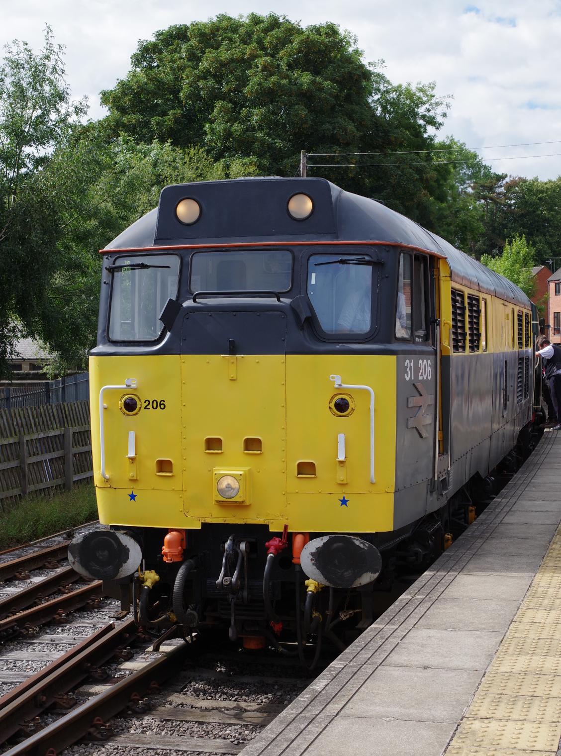 Class 31 Diesel Loco