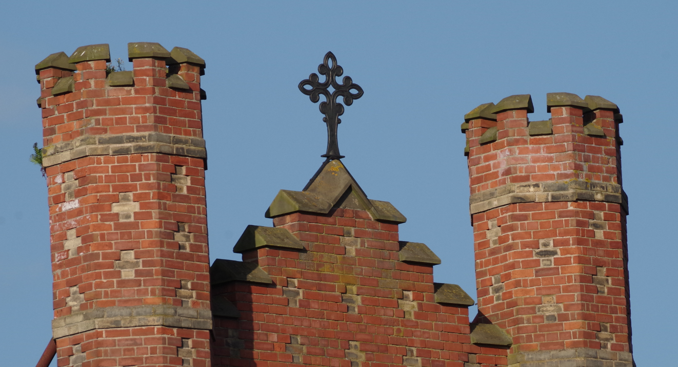 Ornamental Roof Detail